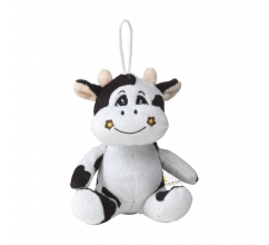 Animal Friend Cow knuffel bedrukken
