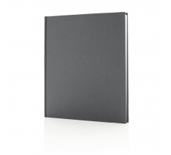 Deluxe notitieboek 210x240 mm bedrukken
