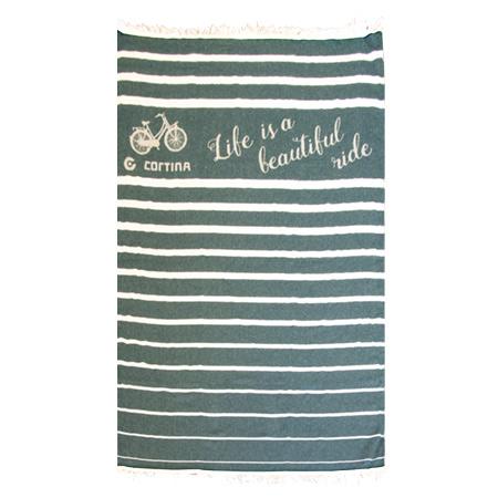 eigen handdoek bedrukken